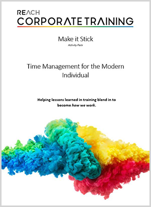 Corporate Training Materials Make It Stick Support Activities